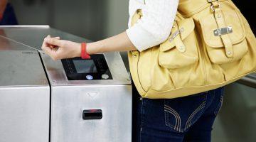 Improve check-in procedures with turnstiles or gates — Gantner