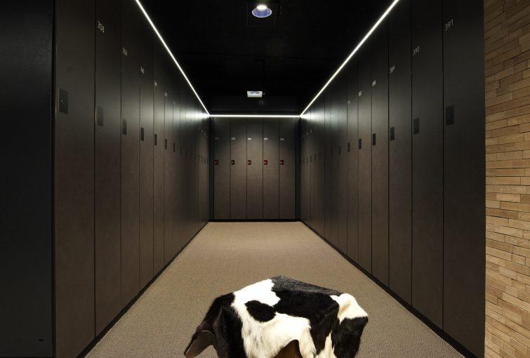 GANTNER has locker solutions for high end clubs