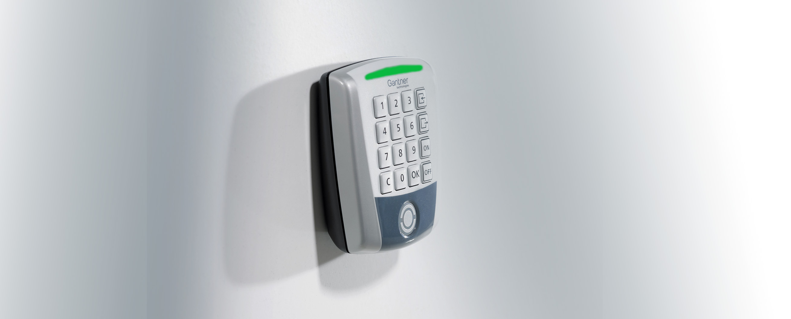 Access control and time recording — Gantner
