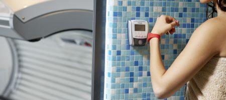 A single wristband swipe can record the data
