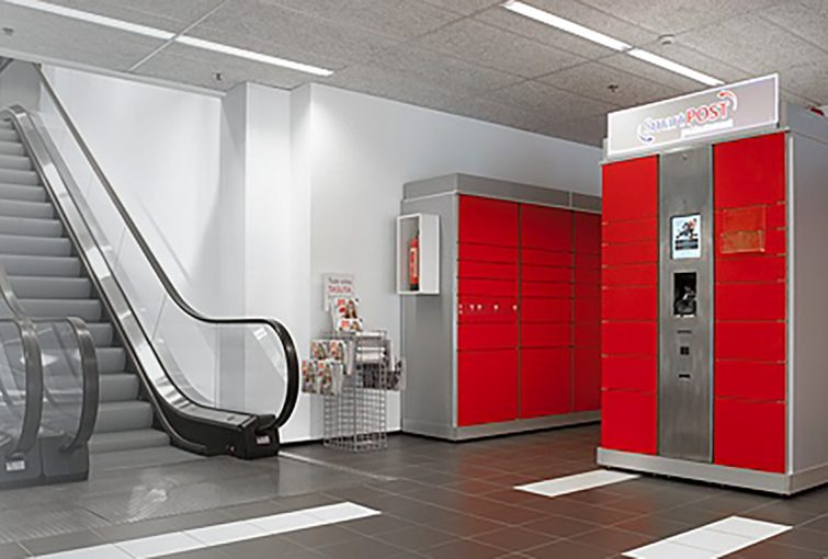 Parcel Pick Up Stations are a growing trend