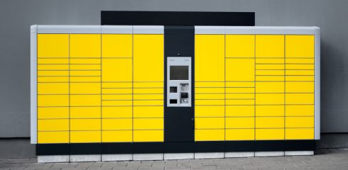 The postal locker sector is growing